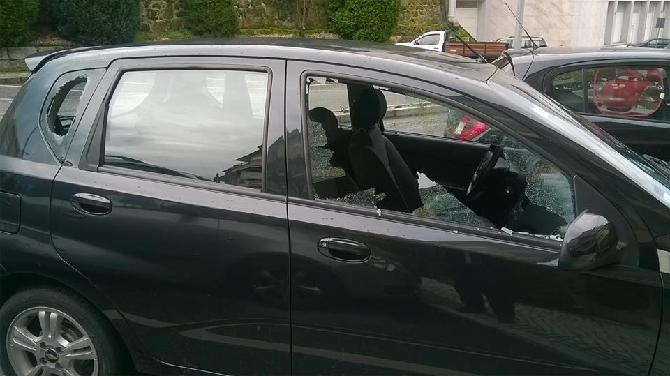 Resultado de imagem para Vandalismo de carros
